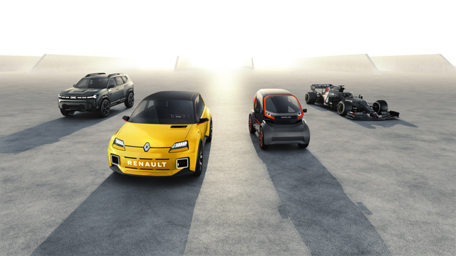 22.01.2021 ::: Renaulution: Renault Grupa predstavila novi strateški plan