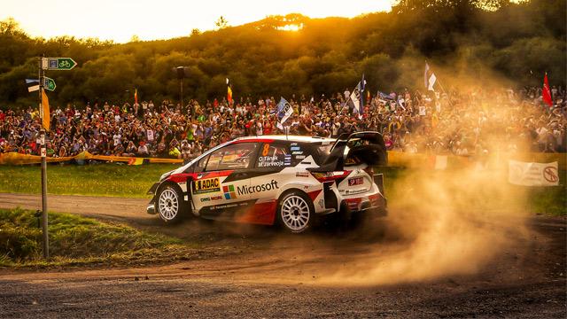22.08.2019 ::: ADAC Rallye Deutschland 2019 - Ott Tanak najbrži na startu + FOTO