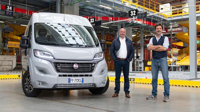23.04.2021 ::: Fiat Professional  predstavlja novi E-Ducato, 100% Ducato, 100% električan