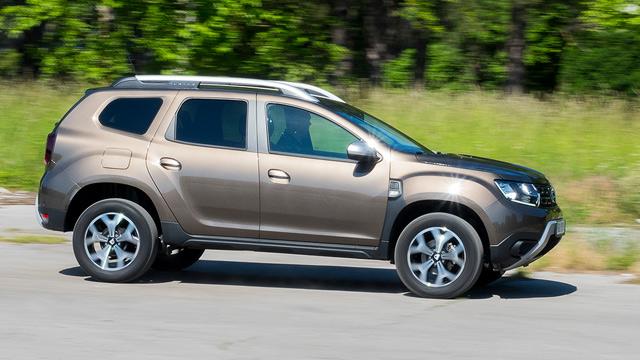 23.06.2021 ::: Testirali smo: Dacia Duster 1.0 TCe 100 ECO-G (FOTO)