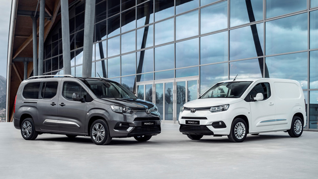 23.07.2019 ::: Toyota proširuje ponudu lakih privrednih vozila