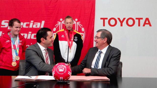 23.11.2019 ::: Toyota proširuje saradnju sa Specijalnom Olimpijadom