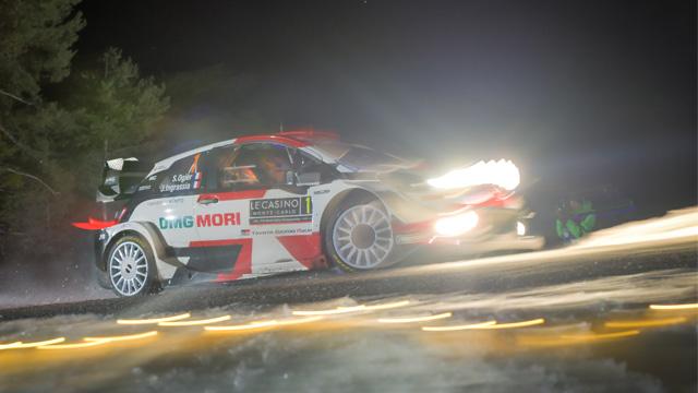 25.01.2021 ::: Rallye Monte Carlo 2021 - Ogier opet pobedio, Tanak dobio žuti karton (VIDEO)