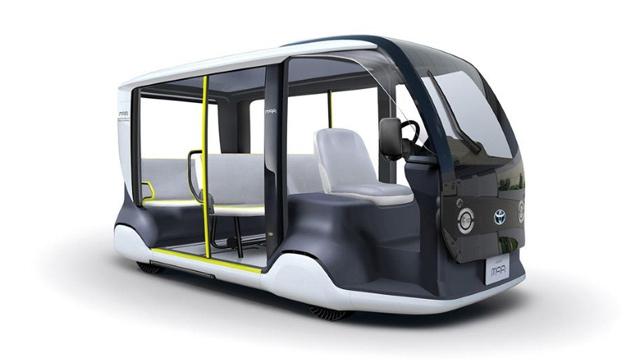 25.07.2019 ::: .Posebno razvijenim električnim vozilom za unapređenje mobilnosti, Toyota podržava Tokyo 2020