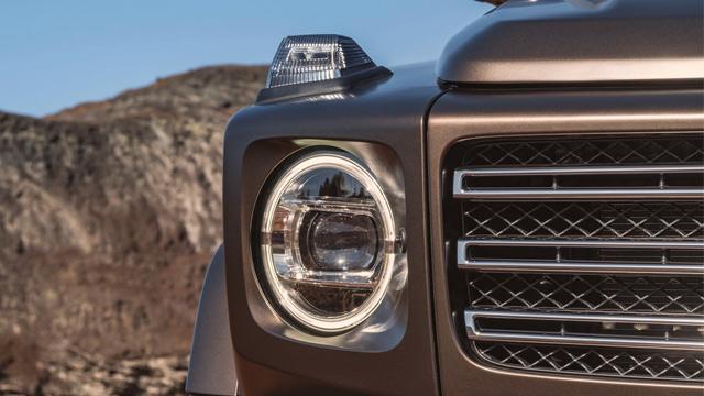 25.07.2021 ::: Mercedes-Benz potvrdio dolazak električne G-Klase