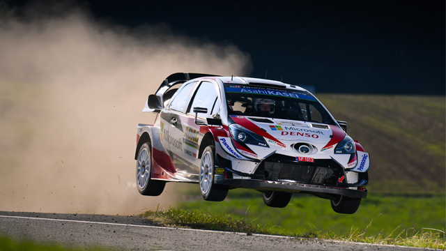 25.08.2019 ::: ADAC Rallye Deutschland 2019: Gumi-defekti prekinuli uzbudljive dvoboje (FOTO)