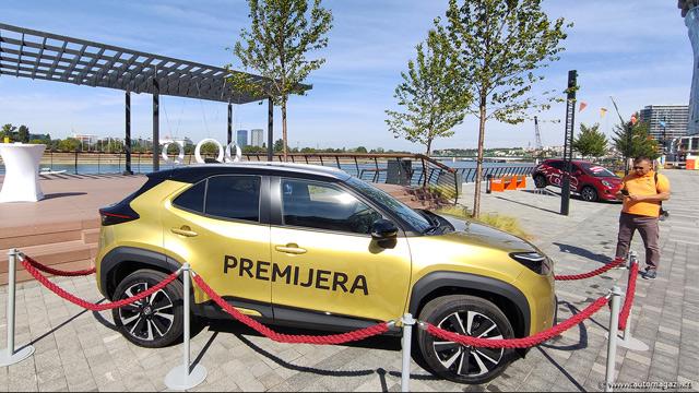 25.09.2021 ::: Potpuno nova Toyota Yaris Cross stigla u Srbiju - cena poznata