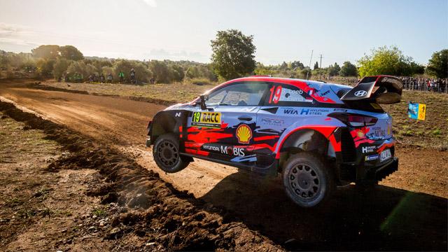 25.10.2019 ::: RallyRACC Catalunya 2019 - Vodi Loeb, Ogier u problemima (FOTO)