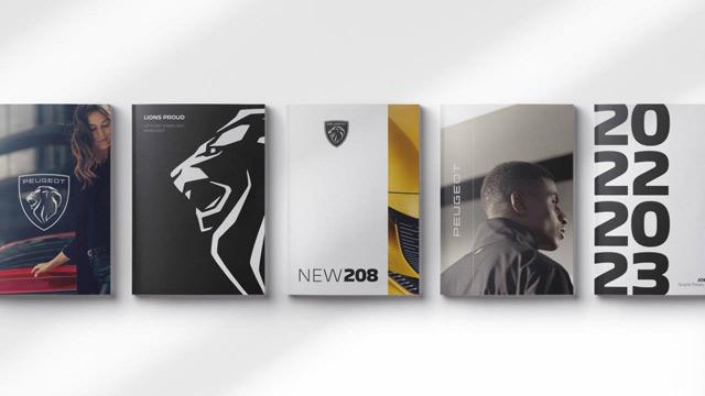 26.02.2021 ::: Peugeot predstavlja novi brend identitet - Peugeot lav se čuje još jače