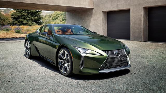27.08.2019 ::: Lexus LC Limited Edition (2020) - Spaja klasičnu paletu boja s pionirskim dizajnom