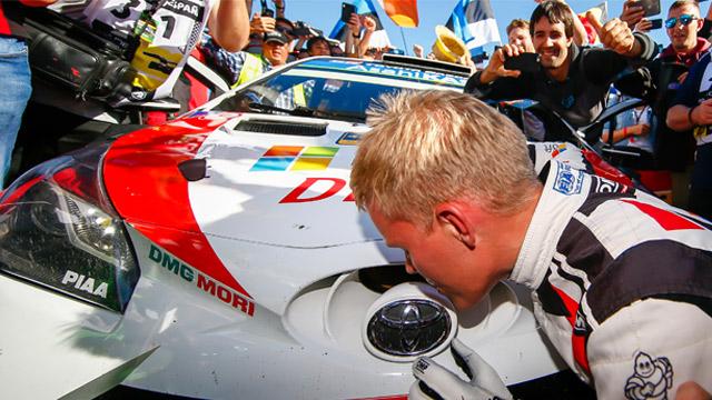 27.10.2019 ::: WRC - Ott Tanak je novi reli šampion sveta!