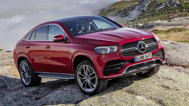 29.08.2019 ::: Predstavljen novi Mercedes-Benz GLE Coupe (2020) - Više luksuza, još bolji coupe