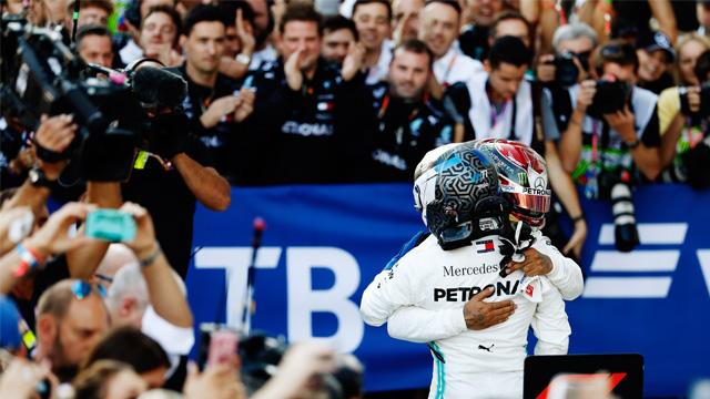 29.09.2019 ::: VN Rusije 2019 - Posle strateškog zapleta, trijumf Mercedesa