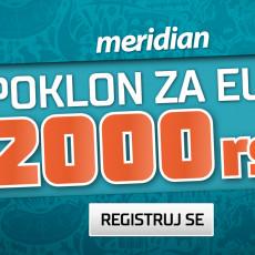 30 EVRA NIJE SVE: Još 2.000 DINARA na poklon, registruj se OVDE!
