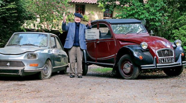 39 godina star Citroen 2CV prodaje vlasnik koji ga vozio samo jedanput