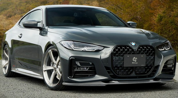 3D Design BMW Serije 4