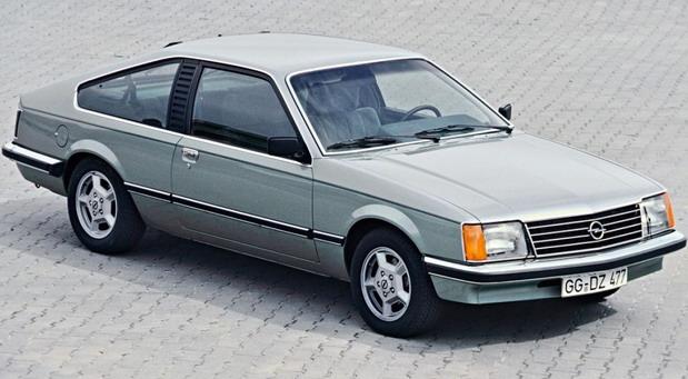 40 godina Opel Monze
