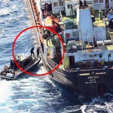 5,7 TONA KOKAINA PLOVILO ISPOD RADARA: Teretnjak na kome su uhapšeni balkanci gasio signal tokom plovidbe?!