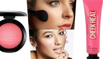 5 najboljih rumenila za svjež izgled lica