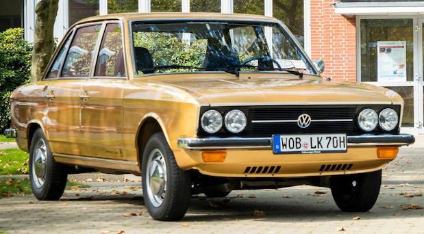 50 godina Volkswagena K 70