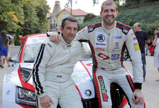 53. Serbia Rally – Dušan Borković totalni favorit
