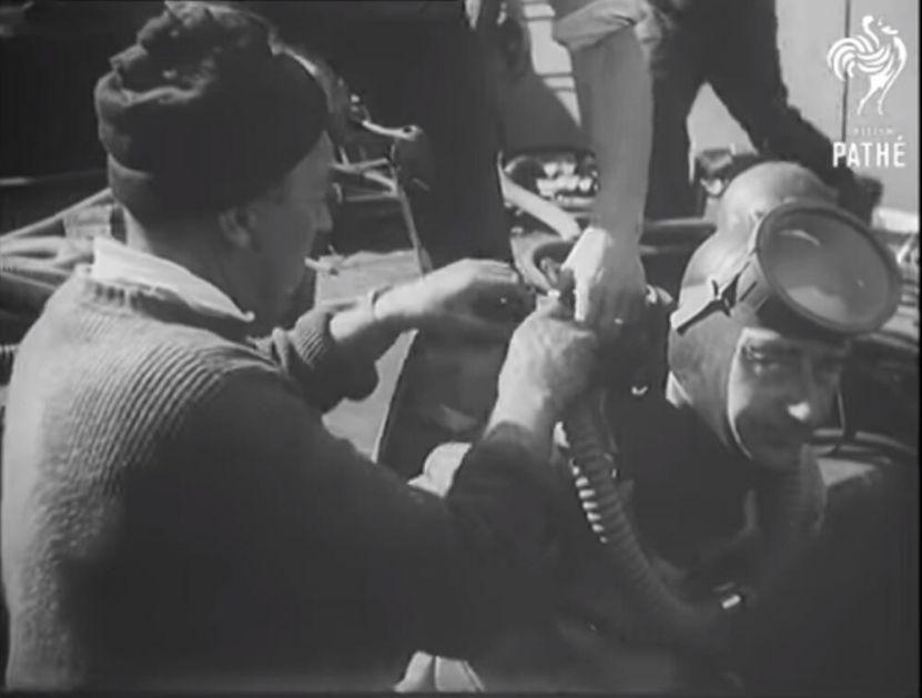 65 GODINA OD UBISTVA KOJE JE I DALJE MISTERIJA: Bastera Kraba su poslali da špijunira Hruščovljev brod i više ga niko nije video
