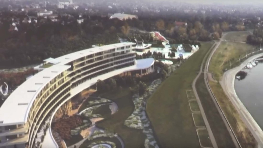 65 miliona evra za akva park i veliki hotel u Bečeju