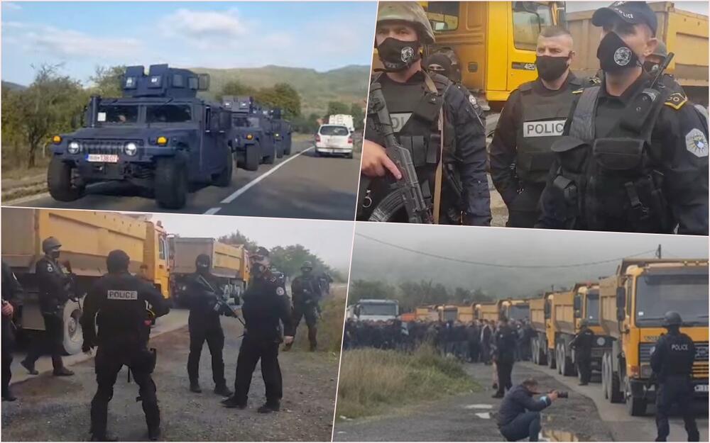 9.500 AUTOMOBILA NA KOSMETU NEĆE VIŠE MOĆI DA SE VOZI: Toliko ih je zarobljeno sa srpskim tablicama i to iz ovih mesta