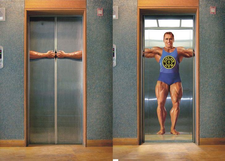 9 najkreativnijih reklama na liftovima koje ne biste mogli da ne primetite