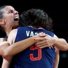 A, SADA SPEKTAKL: Košarkašice Srbije dobile NEPOBEDIVE RIVALKE u polufinalu Olimpijskih igara
