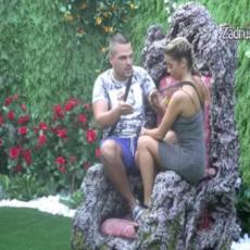A TEK ŠTO SU SE POLJUBILI: Pukla tikva između Baneta i Dragane, ne zna se ko više LAŽE?! (VIDEO)