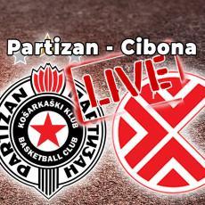 ABA LIGA: Trojke, izgubljene lopte, drama, Cibona savladala Partizan u produžetku (VIDEO)