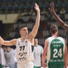 ABA LIGA: Partizan rutinski do pobede protiv Krke (FOTO)