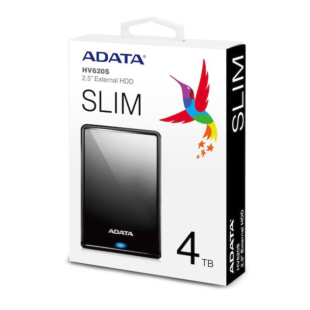 ADATA eksterni hard disk HV620S – elegantni i tanak gigant