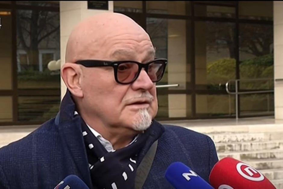 ADVOKAT TROSTRUKOG UBICE NAPADNUT U SPLITU Šerić: Ako se ponovi tražiću zaštitu Policije!