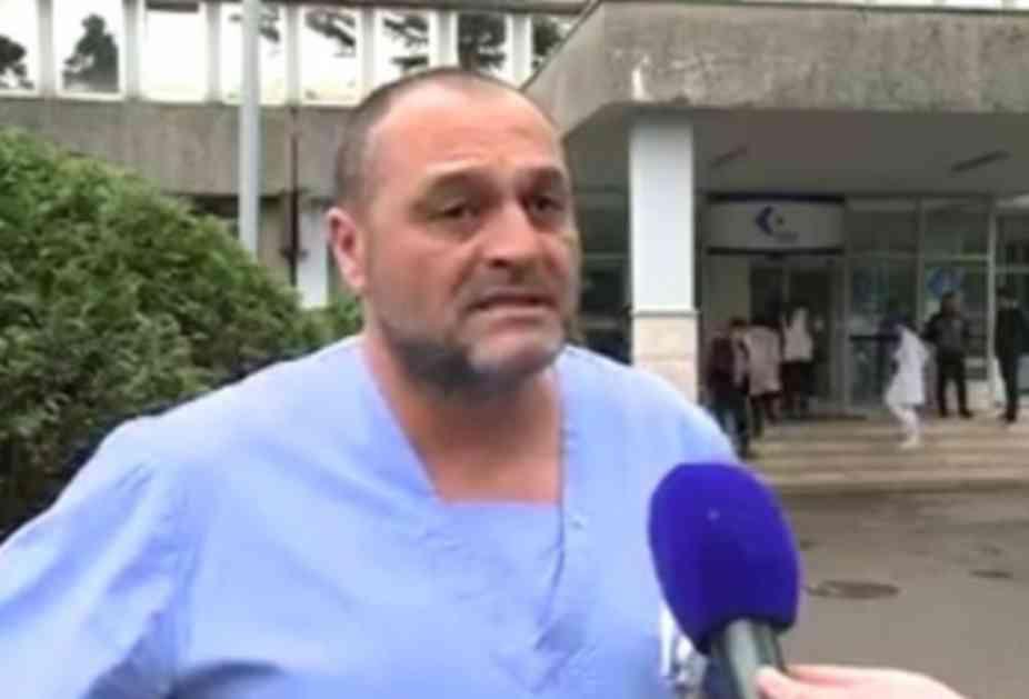 AFERA ZAMENA BEBA: Smenjen direktor Klinike za ginekologiju Vojislav Miketić!