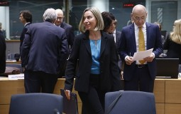 AFP: Albanci ljutiti na Mogerini pišu joj na Fesjbuku