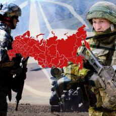 AGILNI DUH: Amerika i NATO iz straha održali vojnu vežbu na samoj granici sa Rusijom