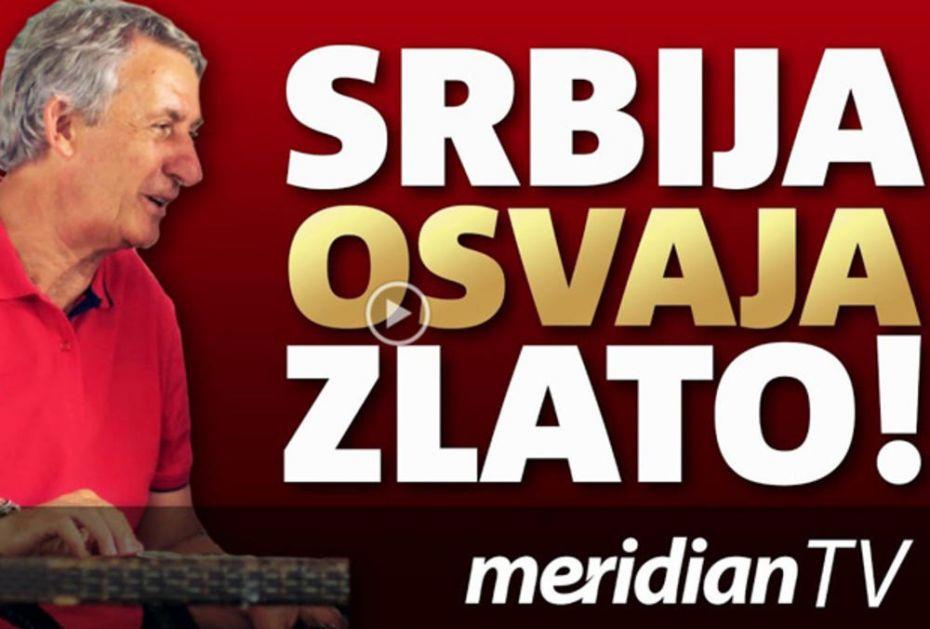 AJMO PREKO STOTKE, AJMO PO ZLATO Kreće Mundobasket: Srbija preko Angole kao 2002.