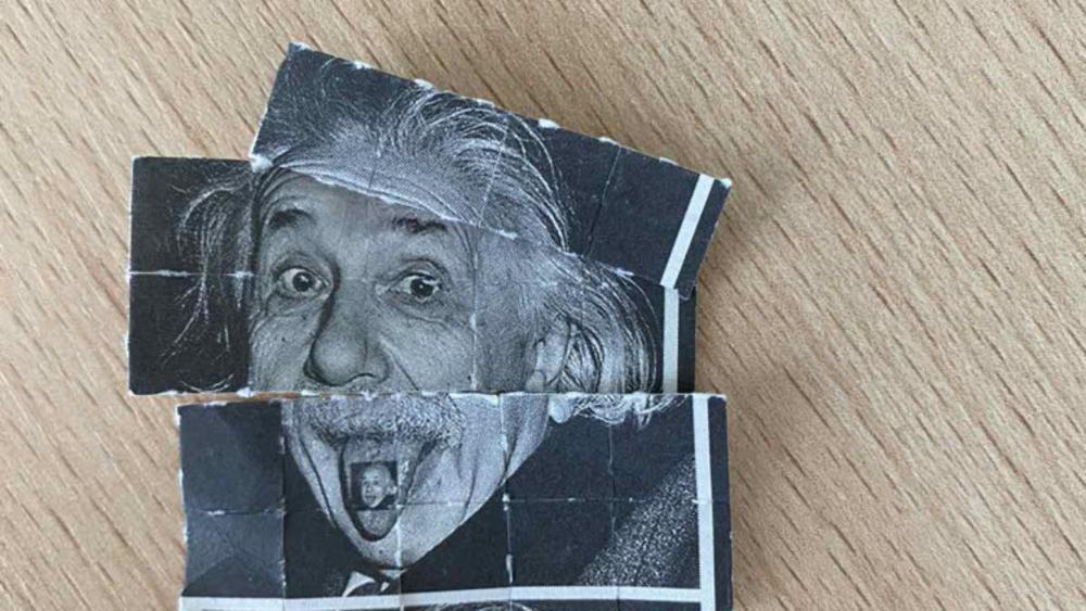 AJNŠTAJN NA LSD-U: Policija pretresala stan zbog droge, pa imala šta da vidi (FOTO)
