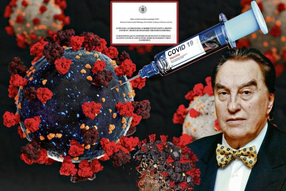 AKADEMIK VLADIMIR KANJUH: Nevakcinisani 30 puta ugroženiji od vakcinisanih, NOVI TALAS nam vrlo brzo preti!