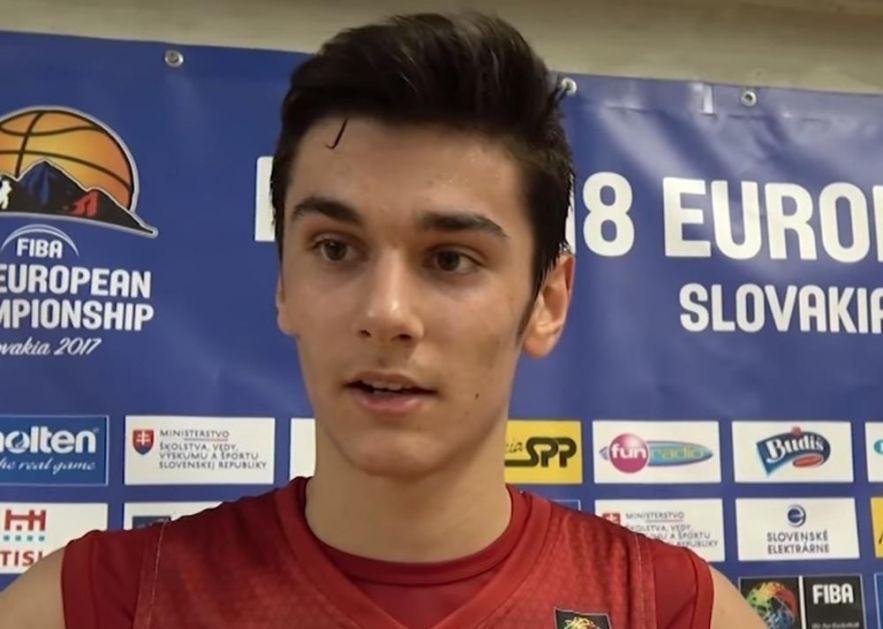 AKAJ STIGAO U DINAMIK: Mladi turski košarkaš pojačao beogradski klub