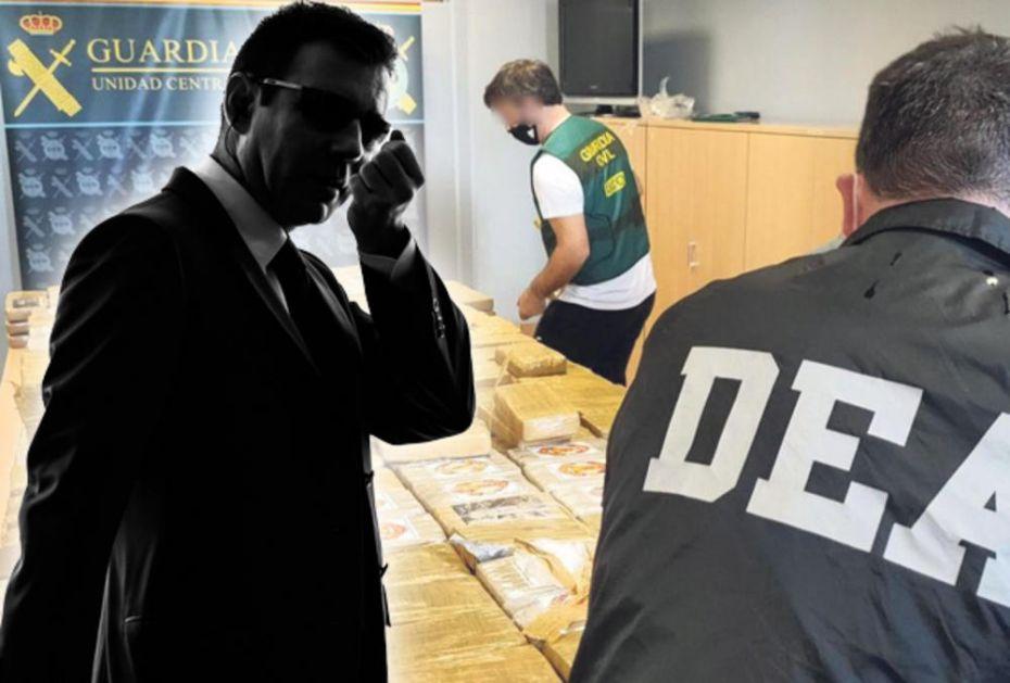 AKCIJA DINASTIJA! Tajna operacija američke službe, agent DEA bio krtica, RASKRINKAO BALKANSKI KARTEL! Srbi pali u BMW-u!