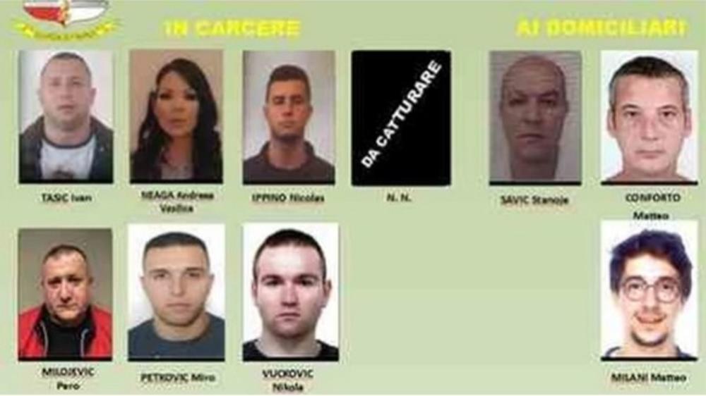 AKCIJA POLJSKA TRAVA: Srbi prodavali drogu italijanskim učenicima i studentima, švercovali je šleperima iz Španije