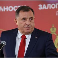 AKO MISLI DA MOŽE BEZ STAVA SRPSKE, NEKA PROBA ODMAH: Dodik odbrusio Komšiću, postavio ga na svoje mesto