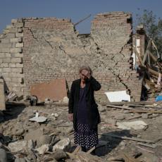AKO ŽELIŠ MIR, SPREMAJ SE ZA RAT! Brutalni kontranapad razjarenih Azera: Munjevito osvojili 13 sela