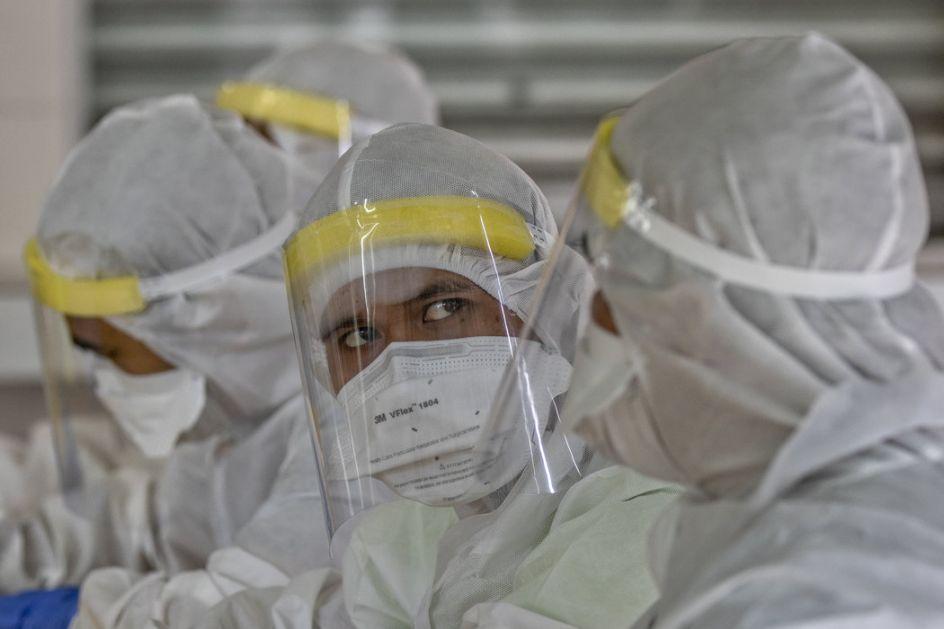 AKTUELNO: Najgori dan od početka epidemije u Srbiji - preminulo 18, pozitivno 386 osoba