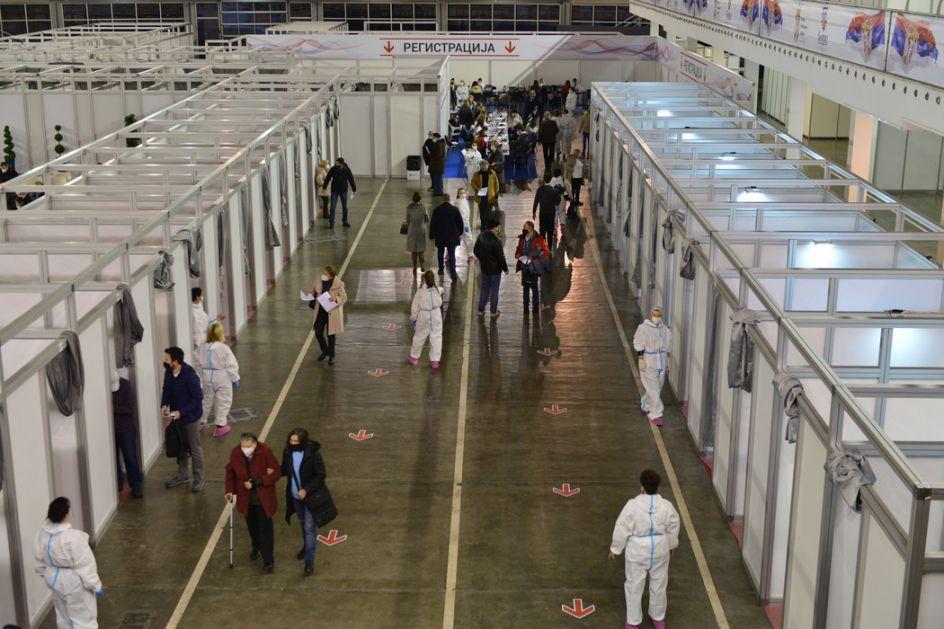 AKTUELNO: U Srbiji 3.210 novozaraženih, preminulo 15 osoba