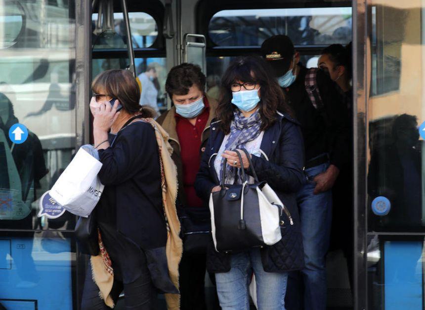AKTUELNO: Novozaraženih 341, svaki treći hospitalizovan, 39 na respiratoru