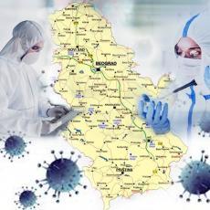ALARMANTNI PODACI: Grad na Ibru u kandžama korona virusa, pozitivan svaki peti testirani